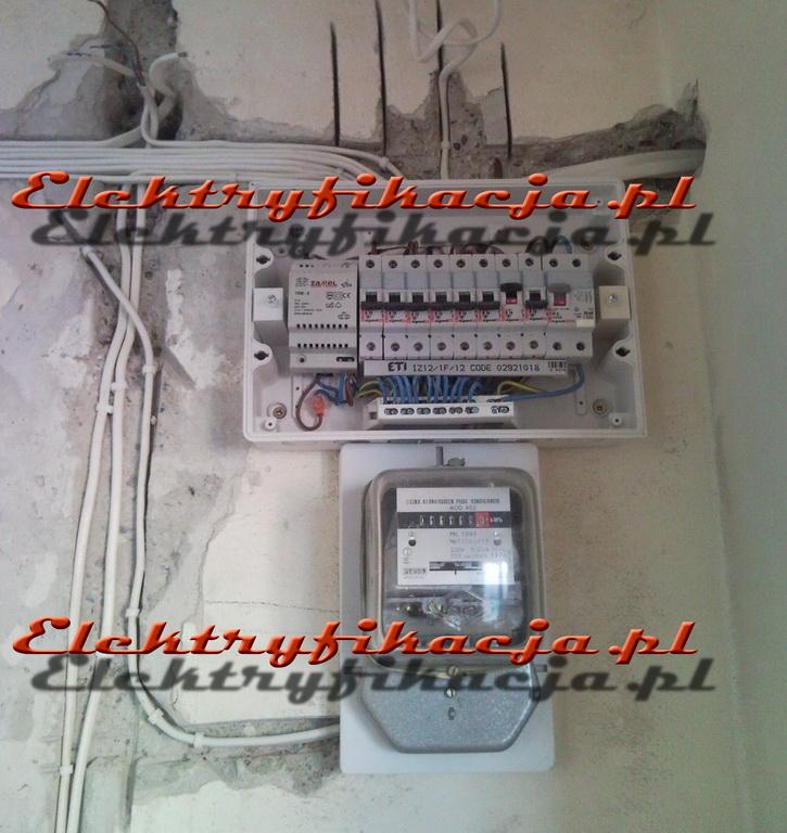 licznik elektryczny